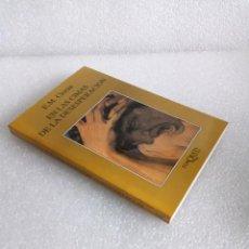 Libros de segunda mano: EN LAS CIMAS DE LA DESESPERACIÓN. E. M. CIORAN TUSQUETS SIN LEER. Lote 160235658