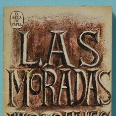 Libros de segunda mano: LMV - LAS MORADAS FILOSOFALES.- FULCANELLI. PLAZA & JANES. 1976. Lote 195356553