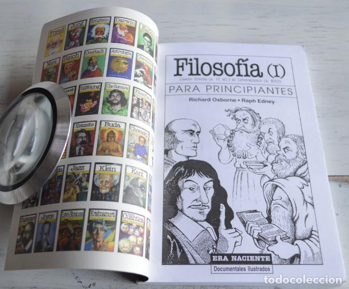 Libros de segunda mano: FILOSOFÍA I PARA PRINCIPIANTES, RICHARD OSBORNE y RALPH EDNEY. ERA NACIENTE SRL, 2001. LONGSELLER. - Foto 2 - 160784758