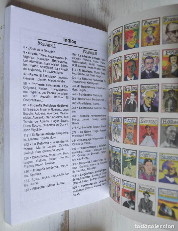 Libros de segunda mano: FILOSOFÍA I PARA PRINCIPIANTES, RICHARD OSBORNE y RALPH EDNEY. ERA NACIENTE SRL, 2001. LONGSELLER. - Foto 3 - 160784758