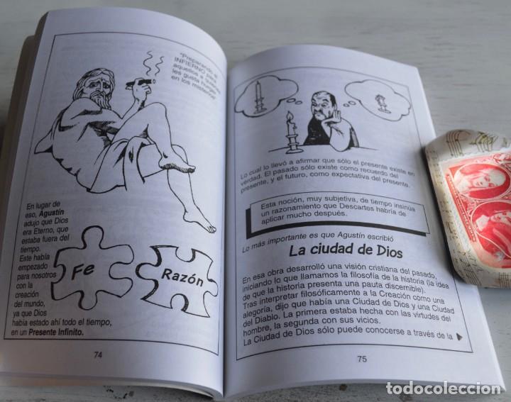 Libros de segunda mano: FILOSOFÍA I PARA PRINCIPIANTES, RICHARD OSBORNE y RALPH EDNEY. ERA NACIENTE SRL, 2001. LONGSELLER. - Foto 6 - 160784758