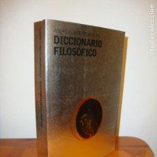 Libros de segunda mano: DICCIONARIO FILOSÓFICO - ANDRÉ COMTE-SPONVILLE - PAIDÓS, MUY BUEN ESTADO. Lote 163413902