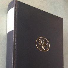 Libros de segunda mano: HITOS EN EL MUNDO DEL PENSAMIENTO - HISTORIA DE LA FILOSOFIA - JOHANNES HIRSCHBERGER - 1968. Lote 163595526