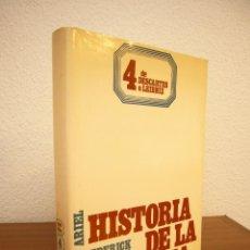 Libros de segunda mano - FREDERICK COPLESTON: HISTORIA DE LA FILOSOFÍA, 4: DE DESCARTES A LEIBNIZ (ARIEL, 1984) - 163607506