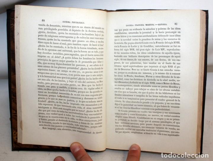 Libros de segunda mano: SISTEMAS FILOSOFICOS MODERNOS-PATRICIO AZCÁRATE-1861-4 TOMOS. - Foto 6 - 163804462
