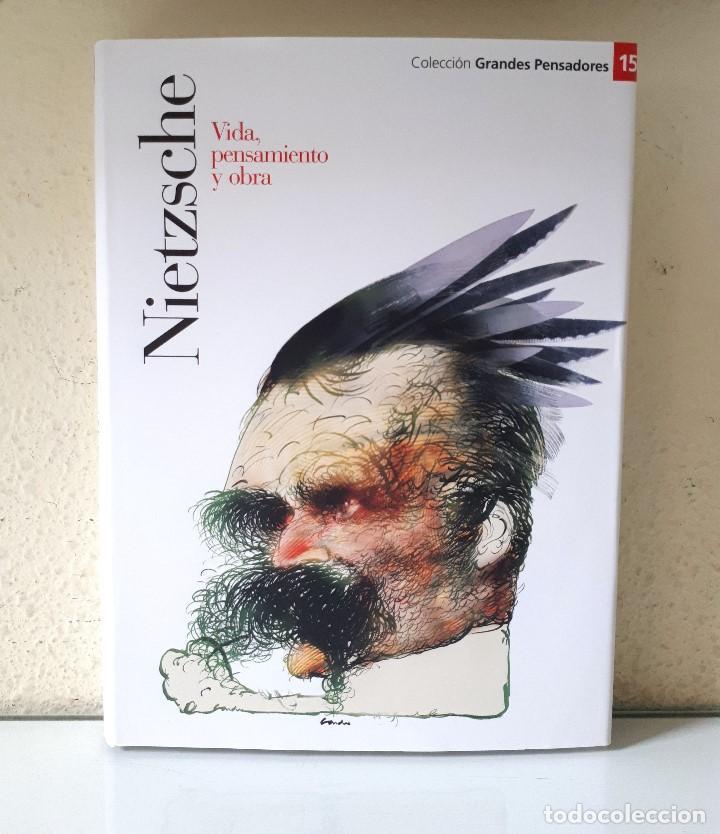 NIETZSCHE: VIDA, PENSAMIENTO Y OBRA / PLANETA DEAGOSTINI 2007 (Libros de Segunda Mano - Pensamiento - Filosofía)