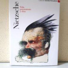 Libri di seconda mano: NIETZSCHE: VIDA, PENSAMIENTO Y OBRA / PLANETA DEAGOSTINI 2007. Lote 164902594