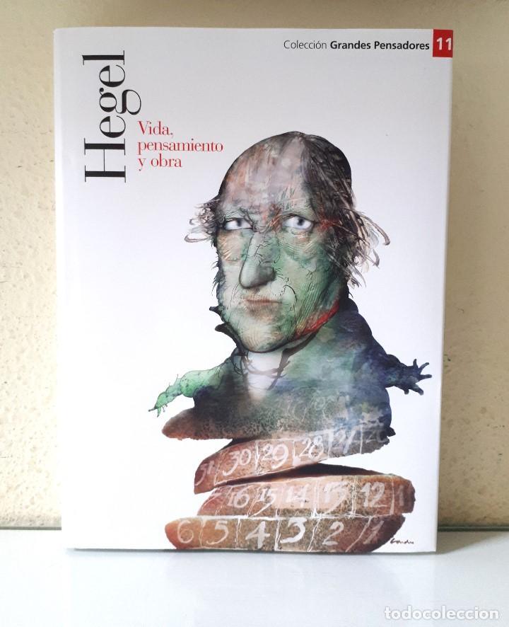HEGEL: VIDA, PENSAMIENTO Y OBRA / PLANETA DEAGOSTINI 2007 (Libros de Segunda Mano - Pensamiento - Filosofía)