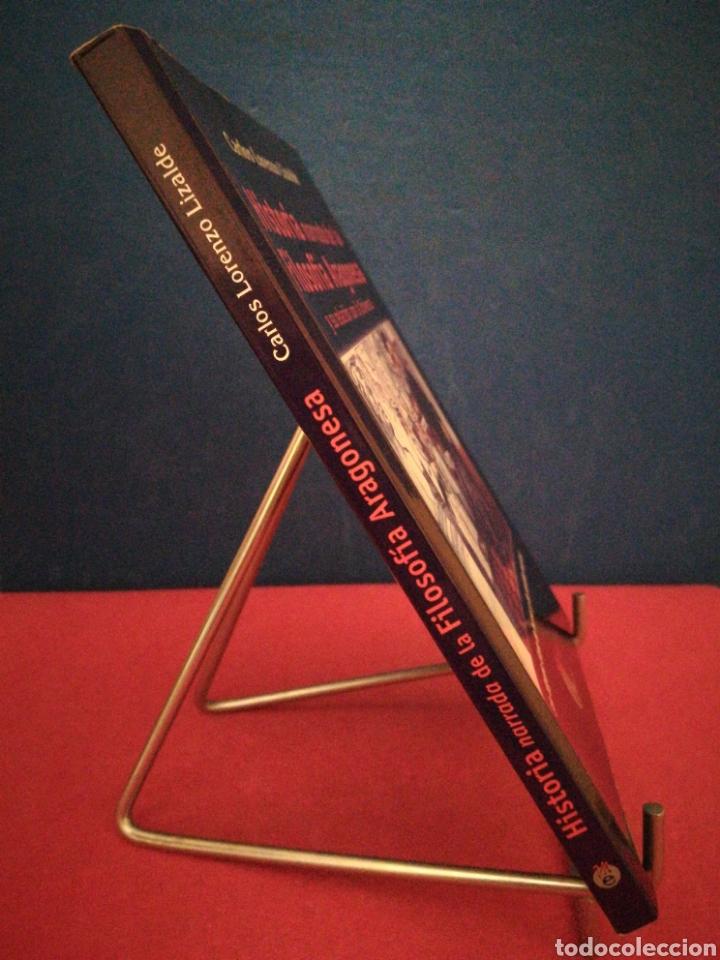Libros de segunda mano: Historia narrada de la Filosofía aragonesa y su relación con la universal- C.Lozano-Mira,2002 - Foto 2 - 165758364