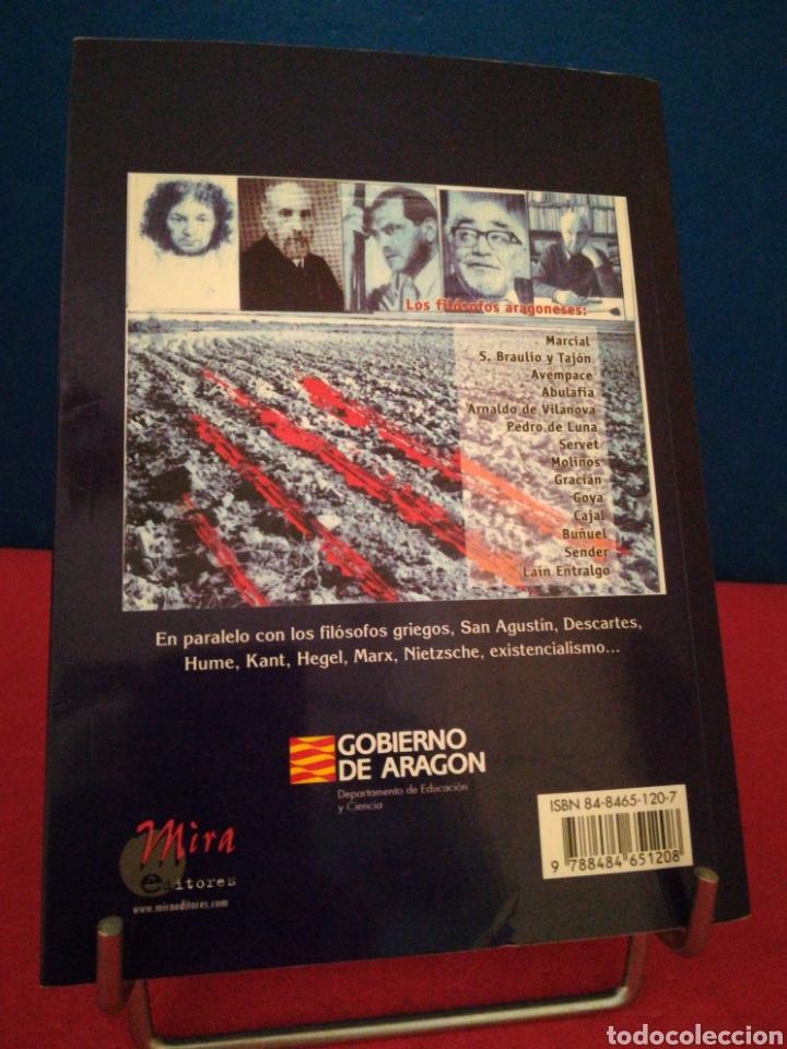Libros de segunda mano: Historia narrada de la Filosofía aragonesa y su relación con la universal- C.Lozano-Mira,2002 - Foto 3 - 165758364
