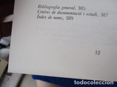 Libros de segunda mano: Filosofia contemporània a catalunya, de Norbert Bilbeny - Foto 17 - 168119876