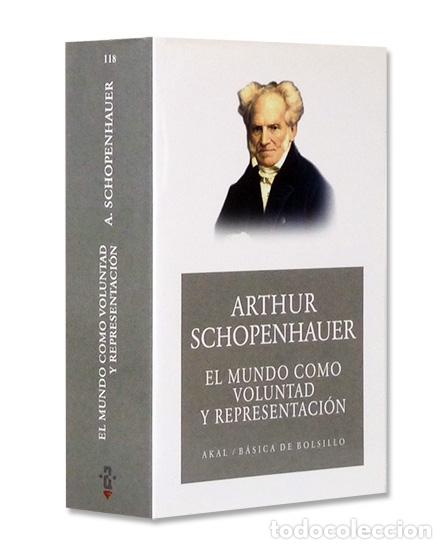 Resultado de imagen para schopenhauer el mundo como voluntad y representación