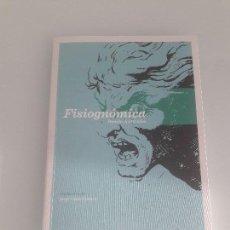 Libros de segunda mano: FISIOGNÓMICA - PSEUDO ARISTÓTELES - TRADUCTOR JORGE CANO CUENCA - MÁRMARA EDICIONES Nº 1 - 2019. Lote 168389900