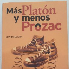 Gebrauchte Bücher - MÁS PLATÓN Y MENOS PROZAC. LOU MARINOFF - 169360512
