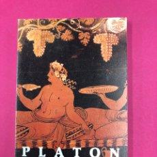 Libros de segunda mano: PLATON - EL BANQUETE - ALIANZA EDITORIAL - 1993. Lote 169453657