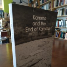 Libros de segunda mano: KAMMA AND THE END OF KAMMA. AJAHN SUCITTO. Lote 170075577