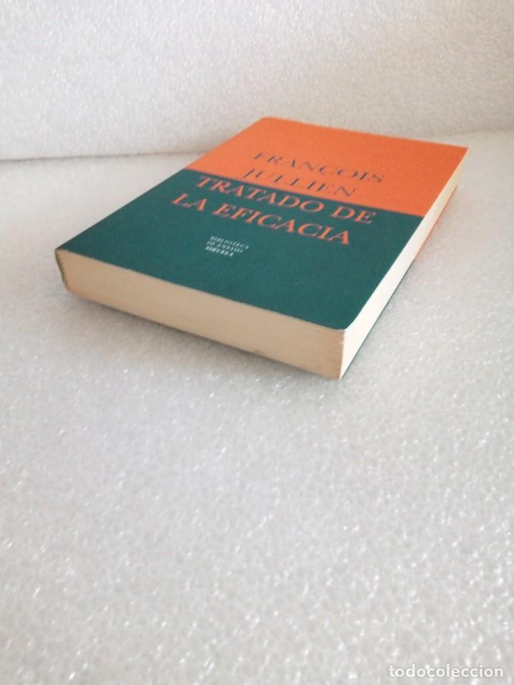 Libros de segunda mano: Tratado de la eficacia. François Jullien. Ensayo Siruela. stock libreria. - Foto 3 - 170159296