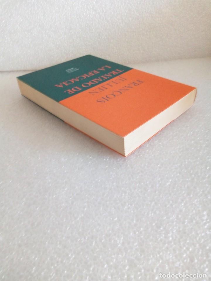 Libros de segunda mano: Tratado de la eficacia. François Jullien. Ensayo Siruela. stock libreria. - Foto 4 - 170159296