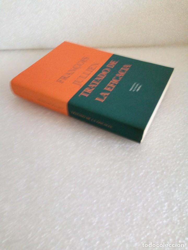 Libros de segunda mano: Tratado de la eficacia. François Jullien. Ensayo Siruela. stock libreria. - Foto 2 - 170159296