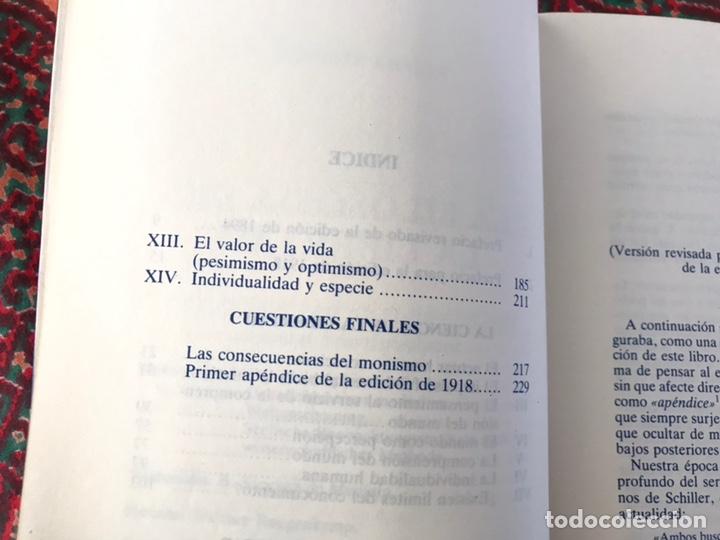 Libros de segunda mano: La filosofía de la libertad. Rudolf Steiner. Buen estado - Foto 4 - 170342333