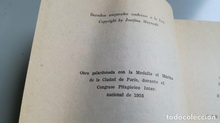 Libros de segunda mano: LA VIDA SERENA DE PITAGORAS/ Josefina Maynade./ / / CAJA 132 - Foto 6 - 170968033