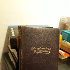 Libros de segunda mano: OBRAS COMPLETAS LUCIO ANNEO SENECA. Lote 172073540