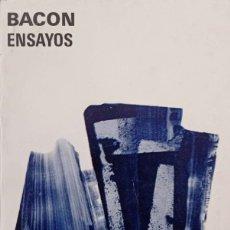 Libros de segunda mano: ENSAYOS. Lote 172298292