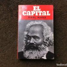 Libros de segunda mano: KARL MARX. EL CAPITAL. ED. ANTALBE, 1988. Lote 172713984