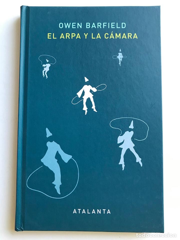 EL ARPA Y LA CAMARA. OWEN BARFIELD. NUEVO (Libros de Segunda Mano - Pensamiento - Filosofía)