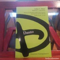 Libros de segunda mano: ARTHUR C. DANTO--HISTORIA Y NARRACION-ENSAYOS DE FILOSOFIA ANALITICA DE LA HIST.--PAIDOS-1ª ED. 1989. Lote 173013823