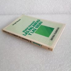 Libros de segunda mano: MICHEL FOUCAULT: LAS PALABRAS Y LAS COSAS. JOSEPH RASSAM - CRITICA FILOSOFICA, MUY DIFICIL. Lote 173129637
