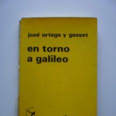 Libros de segunda mano: EN TORNO A GALILEO. Lote 173496312