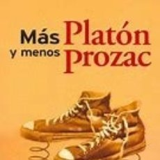 Libros de segunda mano: MAS PLATON Y MENOS PROZAC. LOU MARINOFF. Lote 173594538