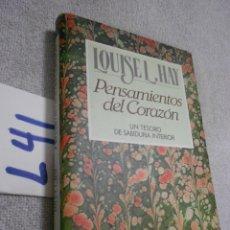 Libros de segunda mano: PENSAMIENTOS DEL INTERIOR. Lote 173936124