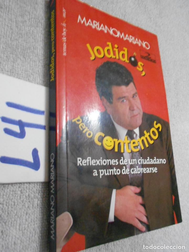 JODIDOS PERO CONTENTOS - MARIANO MARIANO (Libros de Segunda Mano - Pensamiento - Filosofía)