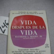 Libros de segunda mano: VIDA DESPUES DE LA VIDA. Lote 173994042