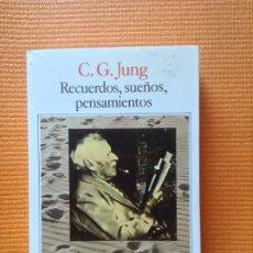 Libros de segunda mano: RECUERDOS SUEÑOS PENSAMIENTOS C J JUNG. Lote 175054939