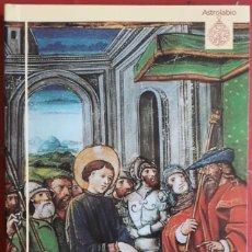 Libros de segunda mano: GABRIEL CHALMETA . LA JUSTICIA POLÍTICA EN TOMÁS DE AQUINO. Lote 176405512