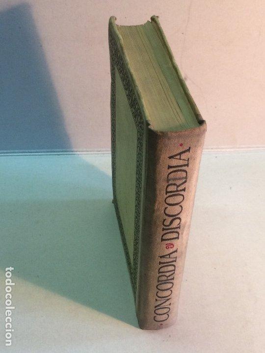 Libros de segunda mano: Juan Luis Vives: Concordia y discordia (1940) - Foto 2 - 178024462