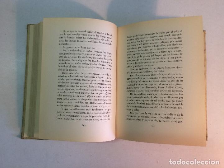 Libros de segunda mano: Juan Luis Vives: Concordia y discordia (1940) - Foto 4 - 178024462