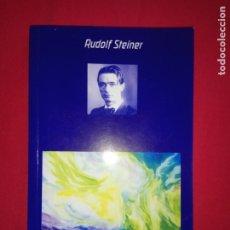 Libros de segunda mano: TEOSOFÍA - RUDOLF STEINER.. Lote 178892125