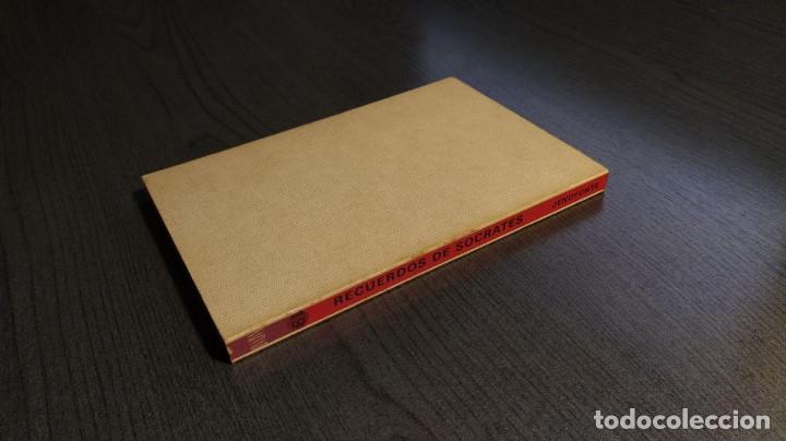 Libros de segunda mano: RECUERDOS DE SOCRATES. JENOFONTE. BIBLIOTECA GENERAL SALVAT - Foto 2 - 180013230