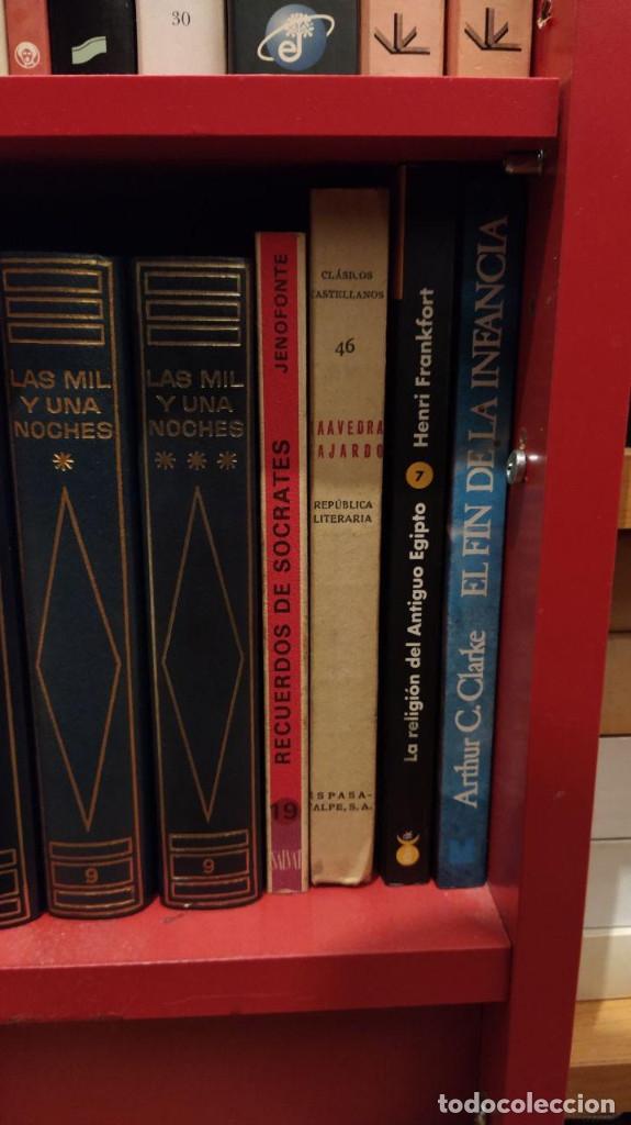 Libros de segunda mano: RECUERDOS DE SOCRATES. JENOFONTE. BIBLIOTECA GENERAL SALVAT - Foto 4 - 180013230
