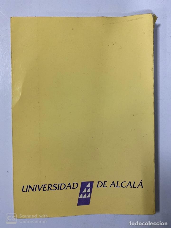 Libros de segunda mano: PAROLE. REVISTA DE CREACION LITERARIA Y DE FILOLOGIA. Nº 1. MADRID, 1988. PAGS: 202. - Foto 5 - 180339597