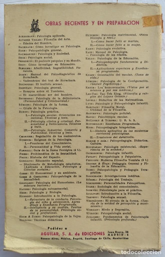 Libros de segunda mano: FILOSOFIA CATOLICA DE LA EDUCACION. REDDEN & RYAN - Foto 5 - 181503265