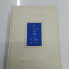 Libros de segunda mano: LA CIENCIA DEL SER Y EL ARTE DE VIVIR MAHARISHI MAHESH YOGI ED. ERA DE LA ILUMINACIÓN 1981. Lote 181503983