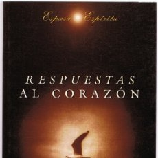 Libros de segunda mano: RESPUESTAS AL CORAZÓN GURURAJ ANANDA YOGUI. Lote 183286868