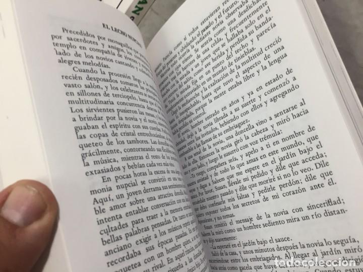 Libros de segunda mano: Khalil Gibran OBRAS COMPLETAS TRES VOLUMENES, 1988 EDICOMUNICACION - Foto 4 - 183550690