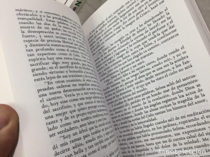 Libros de segunda mano: Khalil Gibran OBRAS COMPLETAS TRES VOLUMENES, 1988 EDICOMUNICACION - Foto 5 - 183550690