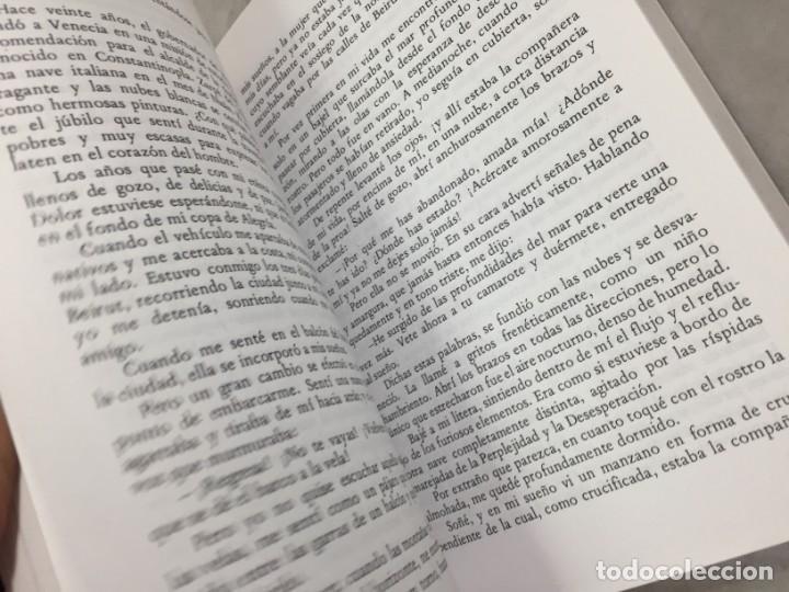 Libros de segunda mano: Khalil Gibran OBRAS COMPLETAS TRES VOLUMENES, 1988 EDICOMUNICACION - Foto 13 - 183550690